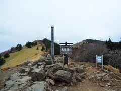丹波山村から4時間半で大菩薩峠、自分としちゃ上出来です