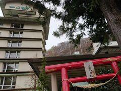 電車の到着時間に合わせてシャトルバスが駅前で待っていてくれました。 あっという間に一の坊  一の坊HP https://www.ichinobo.com/sakunami/dayspa/