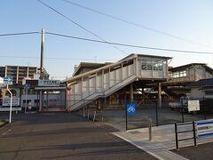 徒歩35分ほどで伊予三島駅