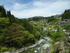 国重要伝統的建造物群保存地区 の落合集落