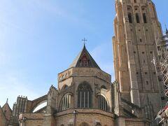 聖母教会 (ブルージュ)