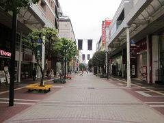 仙台一の繁華街と言えば「一番町」  一番町四丁目商店街をぶらぶら歩きましょう~。 三越百貨店や地元の藤崎百貨店もあって、買い物と食事が出来ますね。