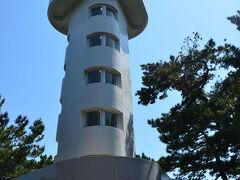 門脇埼灯台です。