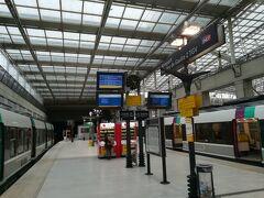 シャルル・ド・ゴール2駅です。