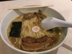 【Hananoki@Plus】  栃木で気に入ってるラーメン屋さんへ再訪 あっさり魚介クリーミーな中華系ラーメン。麺がむちむち