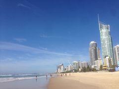 先ず訪れたのは、この白い美しい砂浜です。