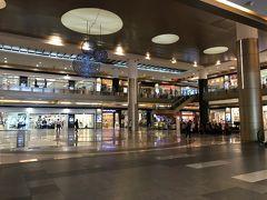 ショッピングモールに到着。とにかく大きい!自分がどこにいるのかよくわからなくなってしまう大きさでした。