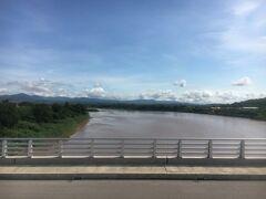 いざ、メコン川を渡りラオスへ!