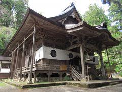 中社の付近を散策した後、神道を通って宝光社までやってきました。のどかな山道ですが、坂のため、宝光社から登ってくるのは少し大変です。宝光社は家内安全の御利益があるそうです。