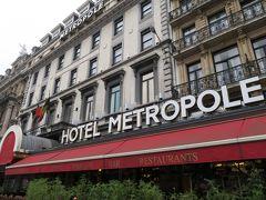 ブリュッセルでは、ここに2泊