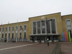 近代的なブルッヘ駅