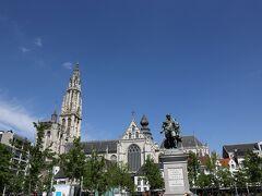 ルーベンスと大聖堂