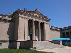 科学産業博物館、ここは裏でした。