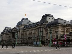 ベルギー王宮  夏期のみご滞在されるようです。