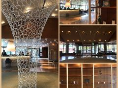 今回の宿泊は 「軽井沢プリンスホテル イースト本館」。  軽井沢駅南側、アウトレットに隣接している 総合リゾートホテルです。  昨年リニューアルオープンした イースト本館のロビーは とてもモダンに生まれ変わっていました。
