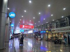 ノイバイ空港から1時間20分でダナン国際空港へ。 タクシーでホイアンへ向かう。