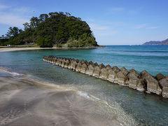 ●城山海水浴場@城山公園  南の島です、といってもわかならい程の美しさ!