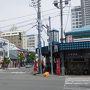 簡易車椅子を押して、まさかの2度目の札幌