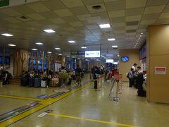 新宿のバスターミナルの新宿バスタを初めて利用しました。