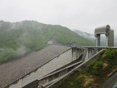 奈良俣ダムは昨日(平成30年5月12日(土))に 点検放流イベントが開催されました