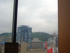 12:41 ■いよてつ高島屋から見る松山城■