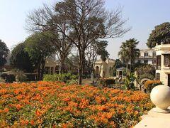 ここは、西洋庭園となります。