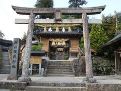 須佐之男命(スサノオノミコト)、稲田姫(イナタヒメ)が造ったとされる「日本初之宮」