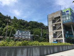 MRT文湖線で動物園駅へ そこからロープウェイで猫空を目指します