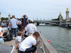 アレクサンドル3世橋。