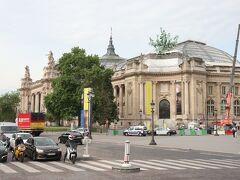 1900年のパリ万博に合わせて作られた「グラン・パレ。」
