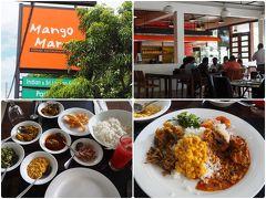 マンゴ・マンゴ・インディアン・レストランで昼食