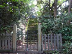護良親王墓(宮内庁に管理されています。)