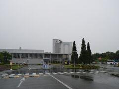 【熊本観光-②】1日目 サントリー九州熊本工場に到着