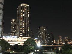 『横浜ベイクォーター』へ。