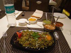 ソウルレストラン(HOTEL LILAC 2F) 夕食
