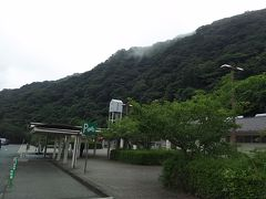 東名高速道路 鮎沢PAで仮眠