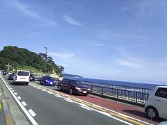 稲村ヶ崎駐車場