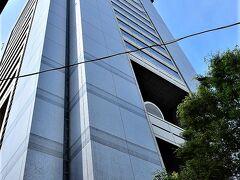 ここの17階には展望ロビーがあって都内の景色が一望できます。