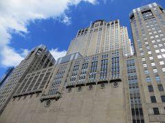 リリック・オペラ・オブ・シカゴの本拠地 シビックオペラビルディング (1929年竣工)  アメリカの3大オペラハウスの一つ