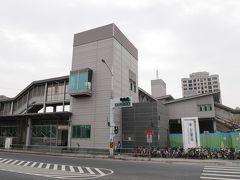 龍虎塔から10分ほど歩いて「台鉄の左営駅」に向かいます。  「台鉄の左営駅」と「高鐵の左営駅」は全くの別物なので注意が必要です!!