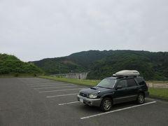 「水沼ダム」から「小山ダム」にやって来ました 「水沼ダム」から「小山ダム」は峠道とは言え僅か14km程の道のり