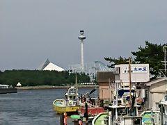 この辺り釣り船屋さんが何軒かありました、 釣りバカ日誌の舞台にもなっているそう。