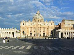 キリスト教カトリック派の総本山『サン・ピエトロ大聖堂』  *634