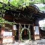 天孫神社という神社があったので参拝していくことにしました。境内には人が少なく静かでした。