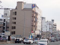 連泊中のコンフォートホテル奈良に戻ります。  (つづく)
