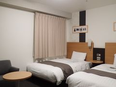 その後は「コンフォートホテル仙台東口」にチェックイン もう間違いなくこちらでの定宿(笑)