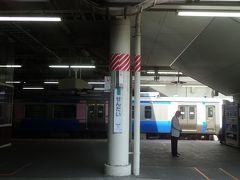 そして仙台駅から仙山線乗車 ちょい油断して出遅れたので座れず(笑) 平日なのに人が沢山いらっしゃったよん