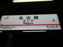 新幹線で静岡へ戻ります。