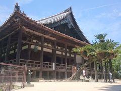 千畳閣は豊臣秀吉が千部経の転読供養をするため建立を命じましたが、 秀吉の死により未完成なのだそうです👀 明治時代の廃仏毀釈の頃秀吉と加藤清正が祀られ豊国神社になりました