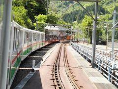 黒部峡谷鉄道 (トロッコ電車)